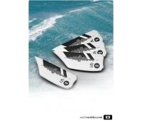 Плавники для кайтборда CORE G10 Pro Fin 42 мм