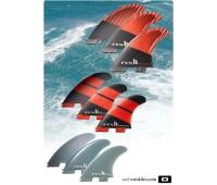 Плавники для Серфборда Core FCS2 Fin Tri Set - Accelerator Carbon_Neo_Carver GF