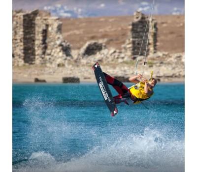 Кайт тур - кайт сафари на парусной яхте в Грецию